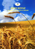 AGRO SOYUZ - FARMING in the STEPPES of UKRAINE - Cover